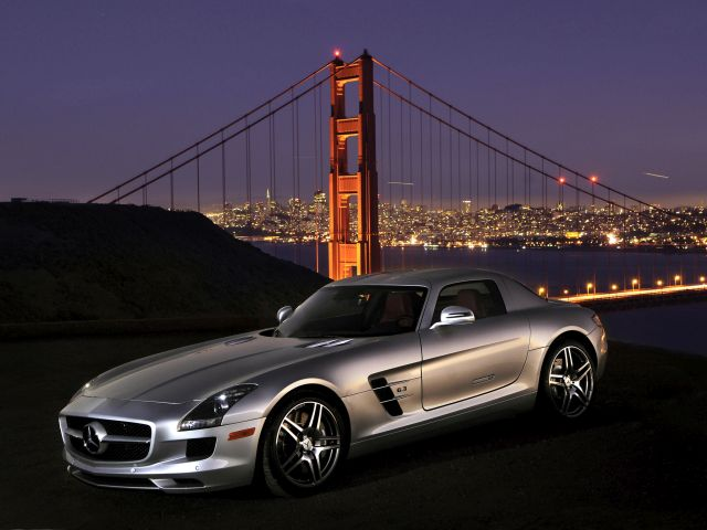 The SLS AMG Is One Of The Greatest Sports Cars Of Our Time. This Bold Claim  Is Supported By Several Aspects. First, AMG Built It From Scratch Using The  Top ...